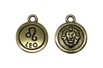 Leo  - Gold Plated