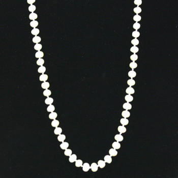 Knotted Freshwater Pearl Necklace Kit