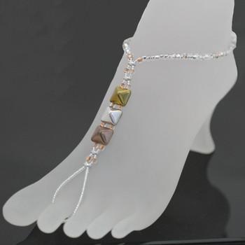 Barefoot Sandals Kit - Monaco Metallic