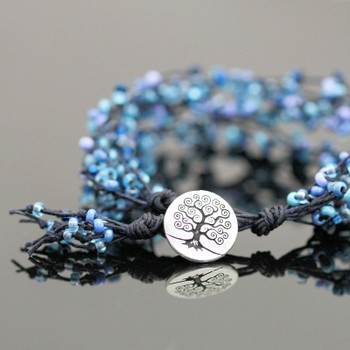Tree of Life Bracelet Kit - Pacific