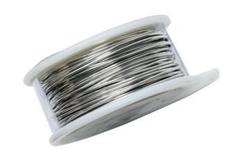 20 Gauge Craft Wire 10 Yards - Stainless Steel