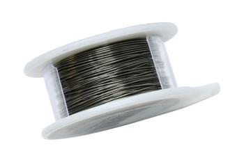 24 Gauge Craft Wire 10 Yards - Hematite