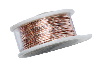 22 Gauge Craft Wire 8 Yards - Rose Gold