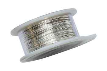 20 Gauge Craft Wire 6 Yards - Silver