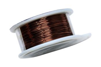 24 Gauge Craft Wire 20 Yards - Antique Copper