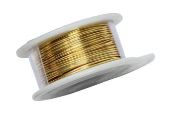 20 Gauge Craft Wire 6 Yards - Gold