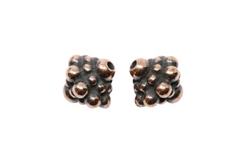 Pamada Bead - Copper Plated