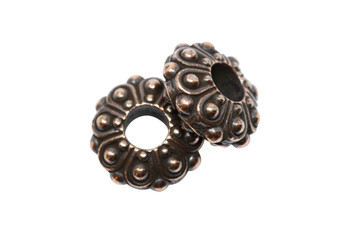 Casbah Euro Bead  - Copper Plated