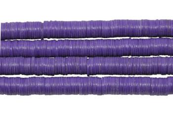 African Vinyl Purple 6mm Disc