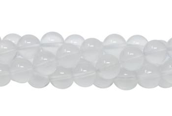 Milky Quartz Polished 10mm Round