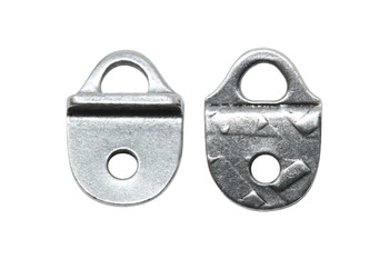 Rock and Roll Strap Tip - Antique Pewter