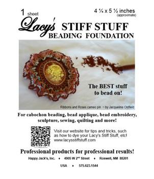 Beading Foundation - Lacy's Stiff Stuff