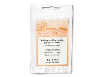 Griffin® Medium Beading Needles