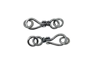 Sterling Silver 15mm Hook
