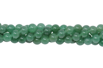 Dark Green Aventurine Polished 8mm Round