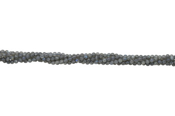 Labradorite AA Grade Polished 4mm Round
