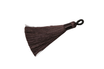 Brown 2.5 Inch Tassel