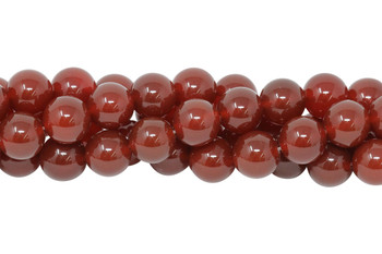 Carnelian Grade AA Polished 14mm Round