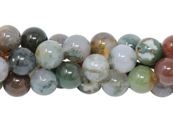 Fancy Jasper Polished 8mm Round