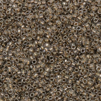 Size 15 Toho Seed Bead -- 378 Antique Gold Lined