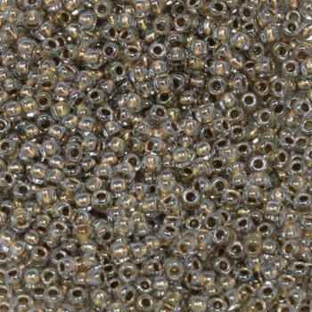 Size 11 Toho Seed Beads -- 378 Antique Gold Lined