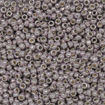 Size 11 Toho Seed Beads -- P478 Galvanized Mauve