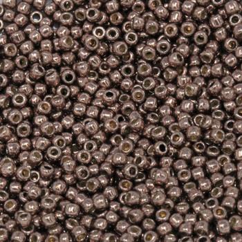 Size 11 Toho Seed Beads -- P490 Galvanized Mauve