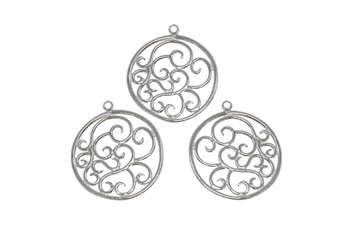 Circle - Sterling Silver