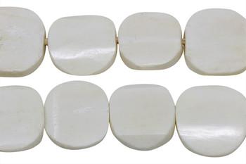 White Bone 22-24mm Disc
