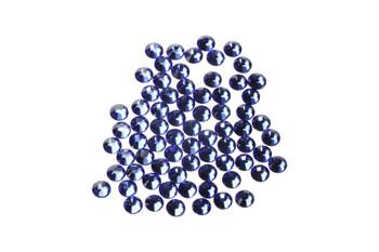 Swarovski Crystal Sapphire SS16 Flatbacks