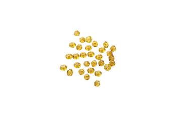 Swarovski Crystal Sunflower 5328 3mm Bicones