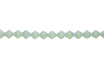 Swarovski Crystal Pacific Opal 5328 6mm Bicones