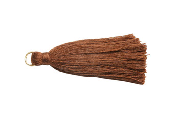 Brown 2 Inch Tassel
