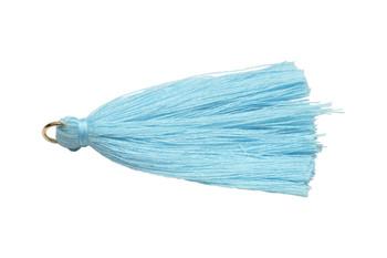 Medium Blue 2 Inch Tassel