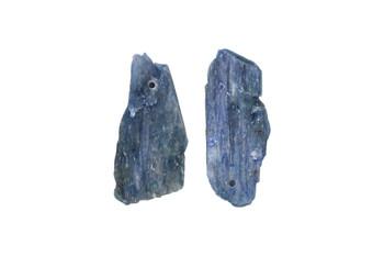 Kyanite Rough Bar 10x50-10x70mm Pendant