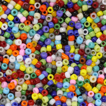 Size 11 Miyuki Seed Beads -- Opaque Mix