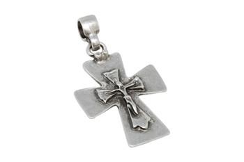 Zamak Crucifiction Cross Pendant