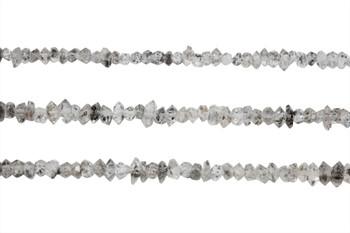 Herkimer Diamond Polished 3-5mm Nugget