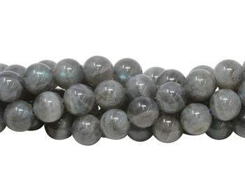 Labradorite Grade AA Polished 10mm Round