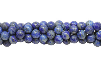 Natural Lapis Polished 10mm Round