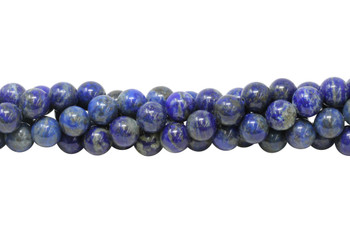 Natural Lapis Polished 12mm Round