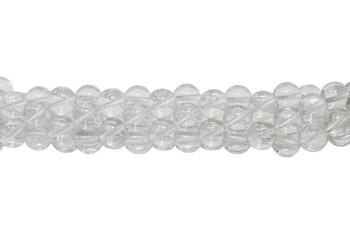 Crystal Quartz A Grade Polished 12mm Round
