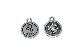 Leo - Silver Plated