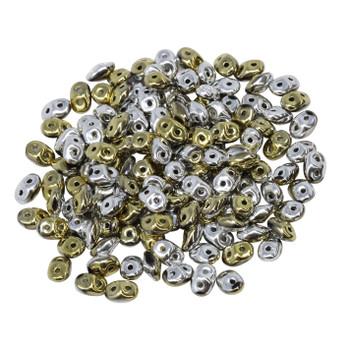 Matubo SuperDuo -- California Silver