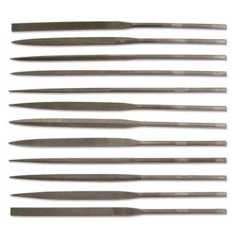 12 Piece Needle File Set