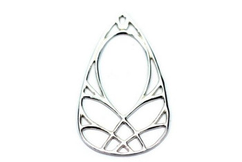 Pear Dream Weaver - Sterling Silver
