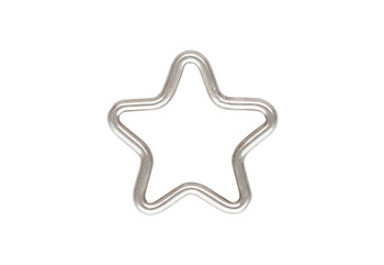 Mini Star - Sterling Silver