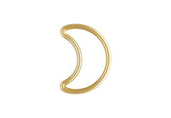 Mini Half Moon - 14kt Gold Filled