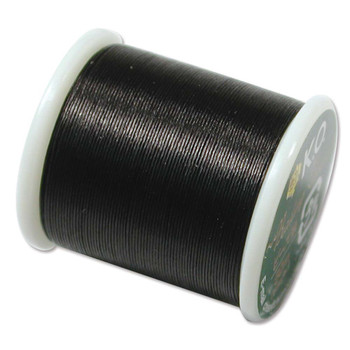 KO Beading Thread - Black