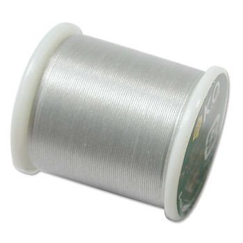 KO Beading Thread - Light Grey